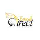 Email Direct Communication Logo Design