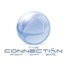 The Connection Communications Logo Design