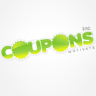 Coupons Online Store Logo Design