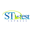 STTest Education Logo Design