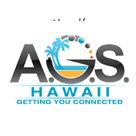AGS Hawaii Maintenance Logo Design