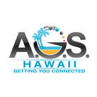 AOS Hawaii Telecom Logo Design