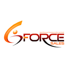 GForce Sales Logo Design