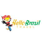 Hello Brazil Tour Logo Design