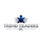 TrendTraders Construction Logo Design