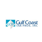 Gulf Coast Tax Logo Design