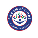 Seasame Street Kids Logo Design