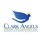 Clark Angels Loan Logo Design