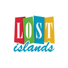 Lost Islands Kids Logo Design