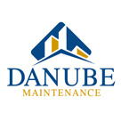 Danube Maintenance Logo Design