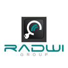Radwi Construction Logo Design