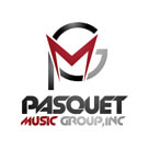 Pasquet Music Logo Design