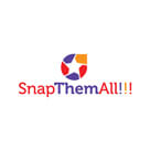 Snap Them All Photography Logo Design