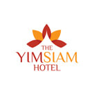 Yimsiam Hotel Logo Design