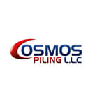 Osmos Piling IT Logo Design